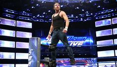 Do WWE Officials Think Dean Ambrose Has Become Lazy?