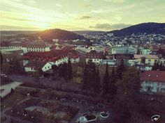 KISSINGEN SUNSET by benictures on 500px