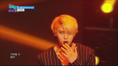 [HOT] VIXX - Chained up, 빅스 - 사슬, Show Music core 20151128