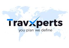 Designed a Logo of TravXperts