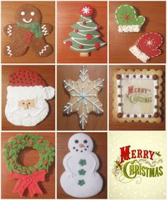 Mo Sweet Mo: CHRISTMAS COOKIES