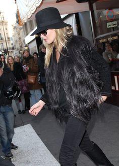 Kate's Fur Vest