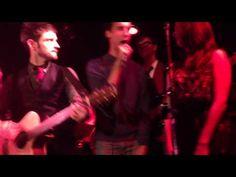 Alison Brie & Danny Pudi freestyle rap (Viper Room Hollywood 12-14-12)