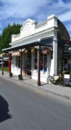 Arrowtown old Pharmacy - NZ