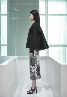 Look from the COS autumn-winter 2015 collection