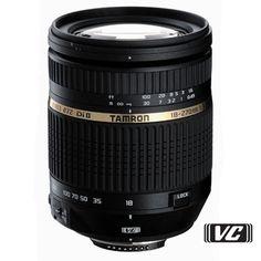 Tamron 18-270 lens