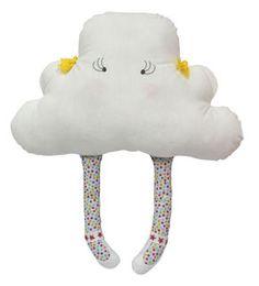 Receitas Círculo - Almofada Nuvem  Design Bordados Finos Personalizados