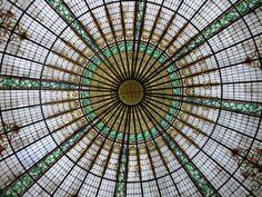 Cupula del Hotel Bolivar - Lima, Lima