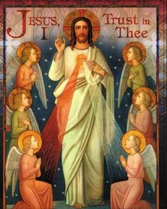 The greater the sinner the greater the right he has to My mercy (instructed Jesus to St Faustina) His Divine Mercy and Divine Messages are for all denominations.