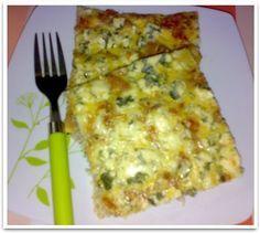 Aurajuusto-tonnikalapannari :: reseptit :: karppaus.info Good Food, Yummy Food, Fajitas, Lasagna, Quiche, Tapas, Keto, Lchf, Food And Drink