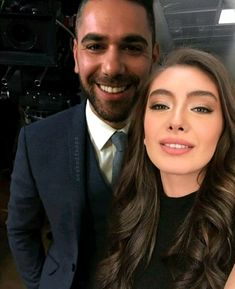 Twitter Turkish Actors, Kara, Actresses, Popular, Couples, Movies, India, Beautiful, Twitter