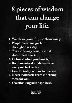 Trendy Quotes Truths Wisdom Wise Words Remember This Quotes Thoughts, Life Quotes Love, Change Quotes, Inspiring Quotes About Life, True Quotes, Words Quotes, Motivational Quotes, Life Quotes To Live By Inspirational, Life Lesson Quotes