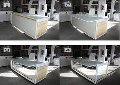 Incredible Bed-Desk Hybrid Takes Work Naps To A Whole New Level
