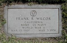 Frank Wilcox - Prolific American motion picture and television character actor of the 1930s, 40s, 50s, 60s, and 70s.