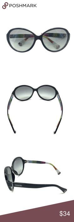 4fdd07c7c3999 Coach Sunglasses HC 8008 L010 Alicia Womens Coach Sunglasses HC 8008 L010 Alicia  Womens Round Frame