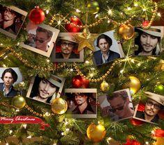 Johnny <b>Depp</b> Merry <b>Christmas</b>
