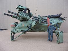 Mantis by Mark`Stevens ModelCrafter