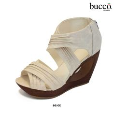 Bucco Delphia Wedges - Assorted Colors at 68% Savings off Retail!
