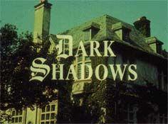 """""""Dark Shadows"""" (1966-71)  Title Card"""