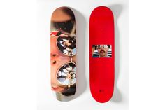 The latest offering from GSC is a series of skateboard decks emblazoned with some of Spike Jonze's photographs.