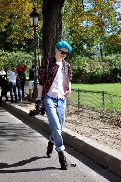 Marianne Theodorsen, Paris Fashion Week