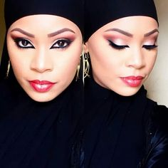 Makeup by Pinky #thinkpinkecosmetics