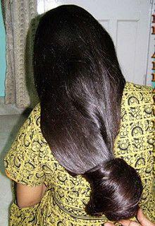 it is indianrapunzels Long Silky Hair, Long Black Hair, Super Long Hair, Big Hair, Bun Hairstyles For Long Hair, Braids For Long Hair, Indian Hairstyles, Beautiful Long Hair, Gorgeous Hair