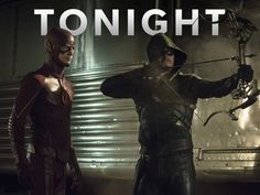 """Arrow -- """"The Brave and the Bold"""" -- Image -- Pictured (L-R): Grant Gustin as The Flash and Stephen Amell as The Arrow -- Photo: Cate Cameron/The CW -- © 2014 The CW Network, LLC. All Rights Reserved. The Cw, Flash Crossover, Arrow Season 3, Crossover Episodes, Arrow Cw, Arrow Oliver, Brave And The Bold, Squirrel Girl, Cw Series"""