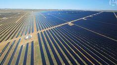 Broken Hill solar farm