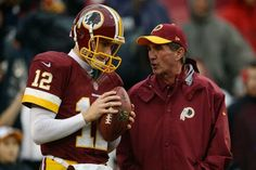 Mike Shanahan was right about Kirk Cousins Kirk Cousins, Washington Redskins, Football Helmets, Nfl, Two By Two, Baseball Cards, Sports, Memes, Sons