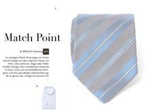 Match Point #14 - elegante Dynamik