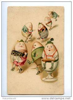 Egg-cellent on Pinterest   Humpty Dumpty, Vintage Egg Cups and Egg ...