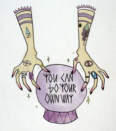 Witch-Tattoo   Tumblr