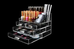 High Quality Unique Design 4 Drawer Clear Acrylic Makeup Organizer,Cosmestic icebox IDEAS,http://www.amazon.com/dp/B00G6DCR5Q/ref=cm_sw_r_pi_dp_twFftb00PAHGYBD4