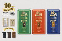 TRAVELER'S notebook 10th MINI - TRAVELER'S FACTORY | トラベラーズノートを中心としたステーショナリー・カスタマイズパーツ・オリジナルグッズ・雑貨の販売店