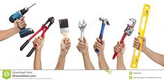Tools Tool Hand Construction Stock Photography - Image: 23602042
