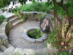 Chalice Well at Glastonbury