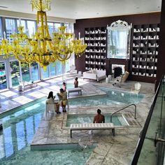 richkidsofinstagram:  Quick spa visit  #miami by justinleger