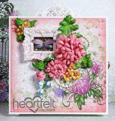 Heartfelt Creations | Enchanted Mum Accordion Album