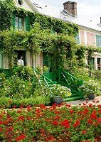Monet-Garden Giverny, France...would love to see the inspiration for so much of Monet's artwork!