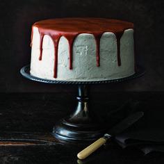 Chocolate, Hazelnut and Salted Caramel Cake - Woman And Home