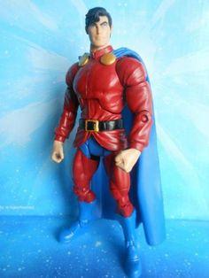 Mon-El (Lar Gand) (DC Universe) Custom Action Figure