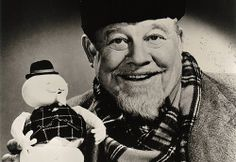"""The SoUnD of my youth would not be the same without him~ ///Burl Ives Christmas Favorites: """"Rudolph The Red Nosed Reindeer"""", """"Silver and Gold"""", """"Have a Holly Jolly Christmas"""" Christmas Past, Christmas Music, Christmas Movies, Vintage Christmas, Christmas Classics, Holiday Movies, Christmas Cartoons, Holiday Song, Xmas Music"""