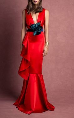 Princess Victoria Mermaid Gown by JOHANNA ORTIZ for Preorder on Moda Operandi