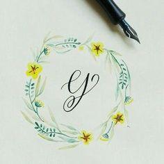 Y #calligrafikas