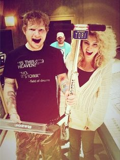 Rumor: Will Ed Sheeran and Tori Kelly be on the 'Catching Fire' soundtrack? <--- FREAKING OUT RIGHT NOW!!!!!!