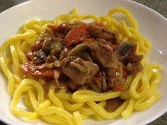 Chicken Chow Mein |