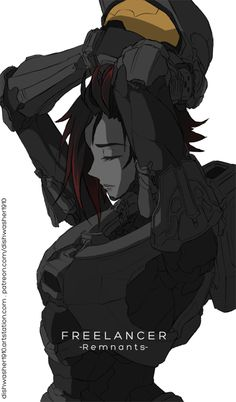 Its been along time since the last Spartan crossover , so why not Follow and support me on www.artstation.com/artist/dish… patreon.com/Dishwasher1910 ( for HD files and more ! )&... Halo Reach, Halo Game, Halo 5, Xbox, Videogames, Halo Spartan, Halo Master Chief, Red Like Roses, Rwby Red