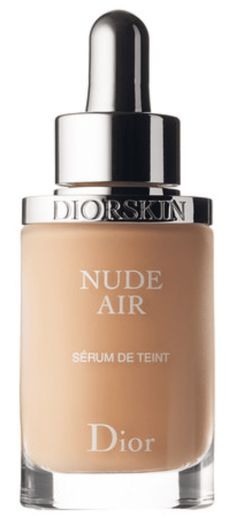 The 8 Best Foundations to Buy for Mature Skin in 2018: Best High End: Diorskin Nude Air Serum Foundation