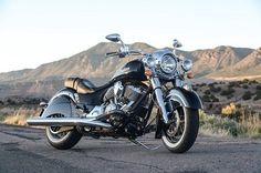 Indian Motorcycle Unveils Three New Models In Bid To Take On Harley Davidson